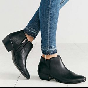 Sam Edelman Women's Ankle Leather Booties
